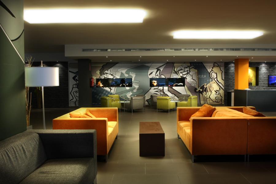 HOTEL DESIGN MARVEL COMARRUGA BARCELONA by ROSA COLET