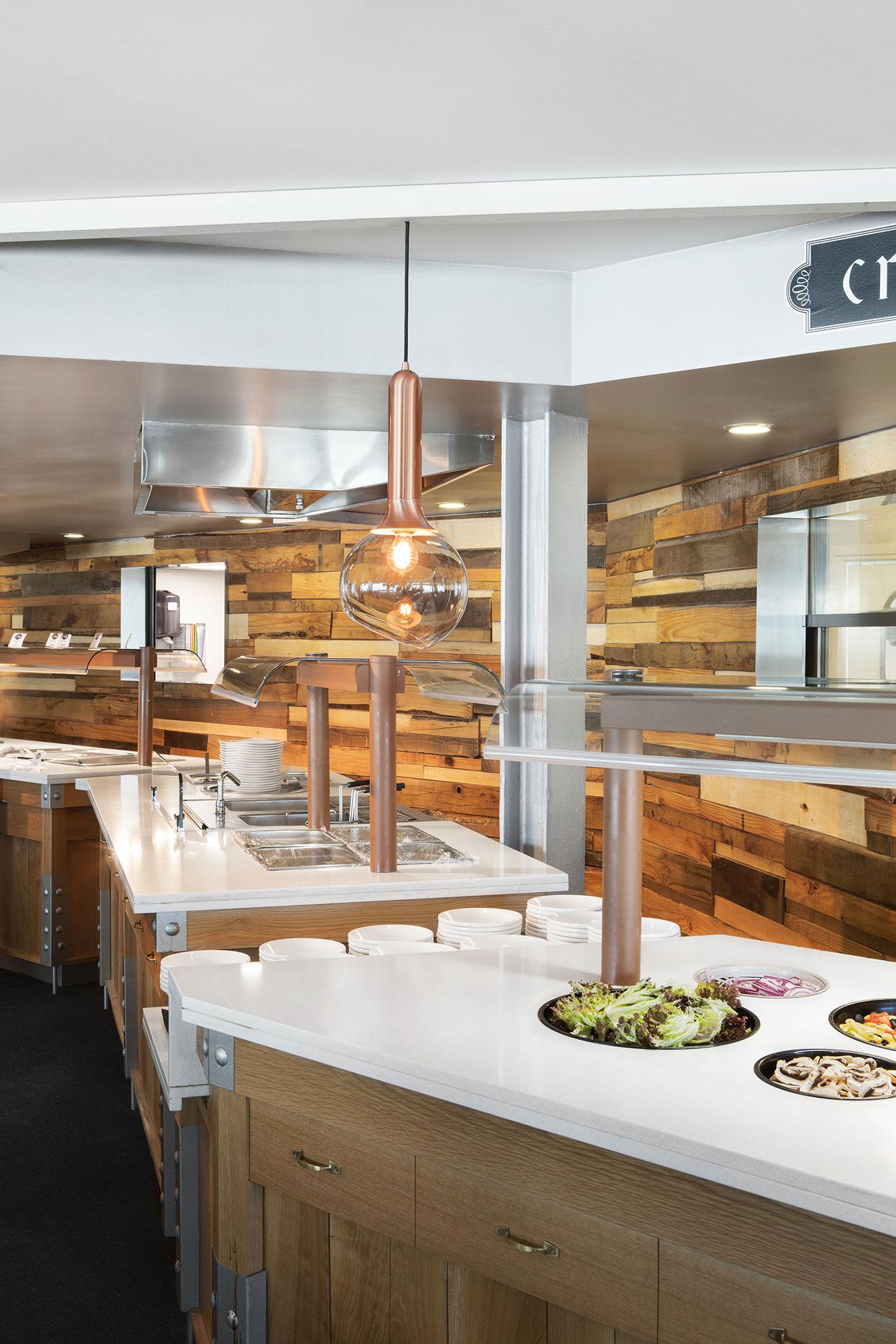 La Cabana restaurante Granvalira, Andorra - Rosa Colet