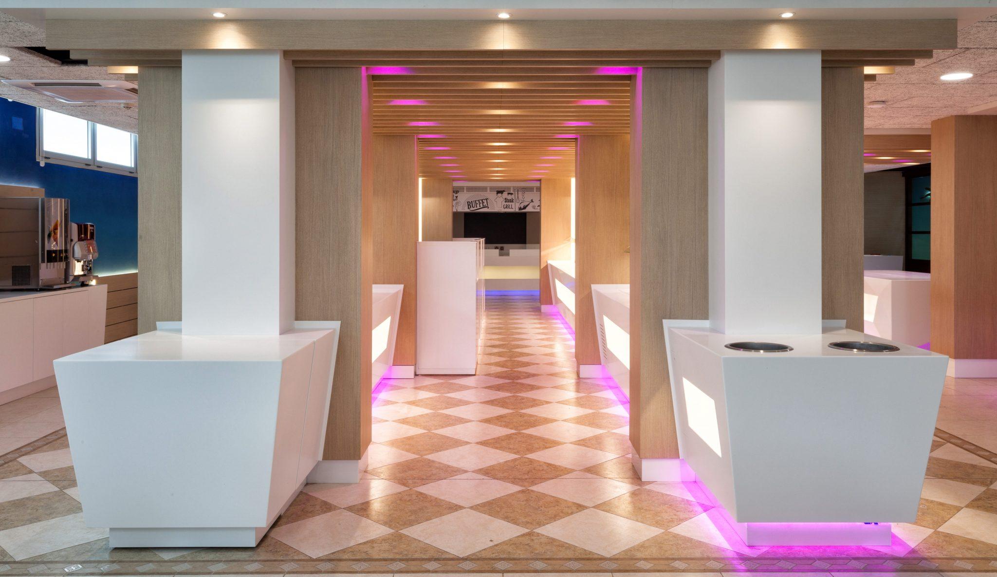 Hotel Montemar Maritim Santa Susana Barcelona by Rosa Colet Design
