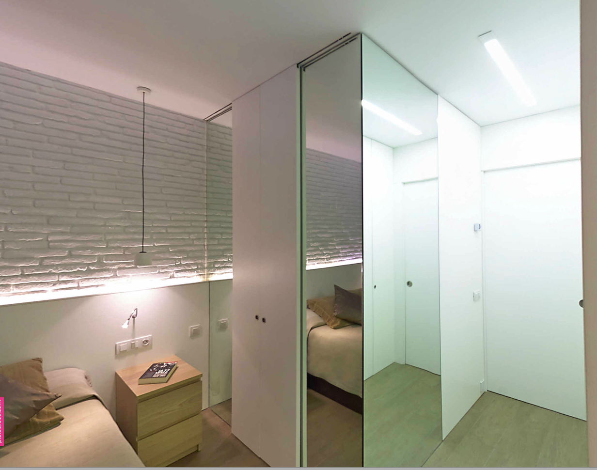 Baño Reforma e Interiorismo Casa en Badalona - Rosa Colet
