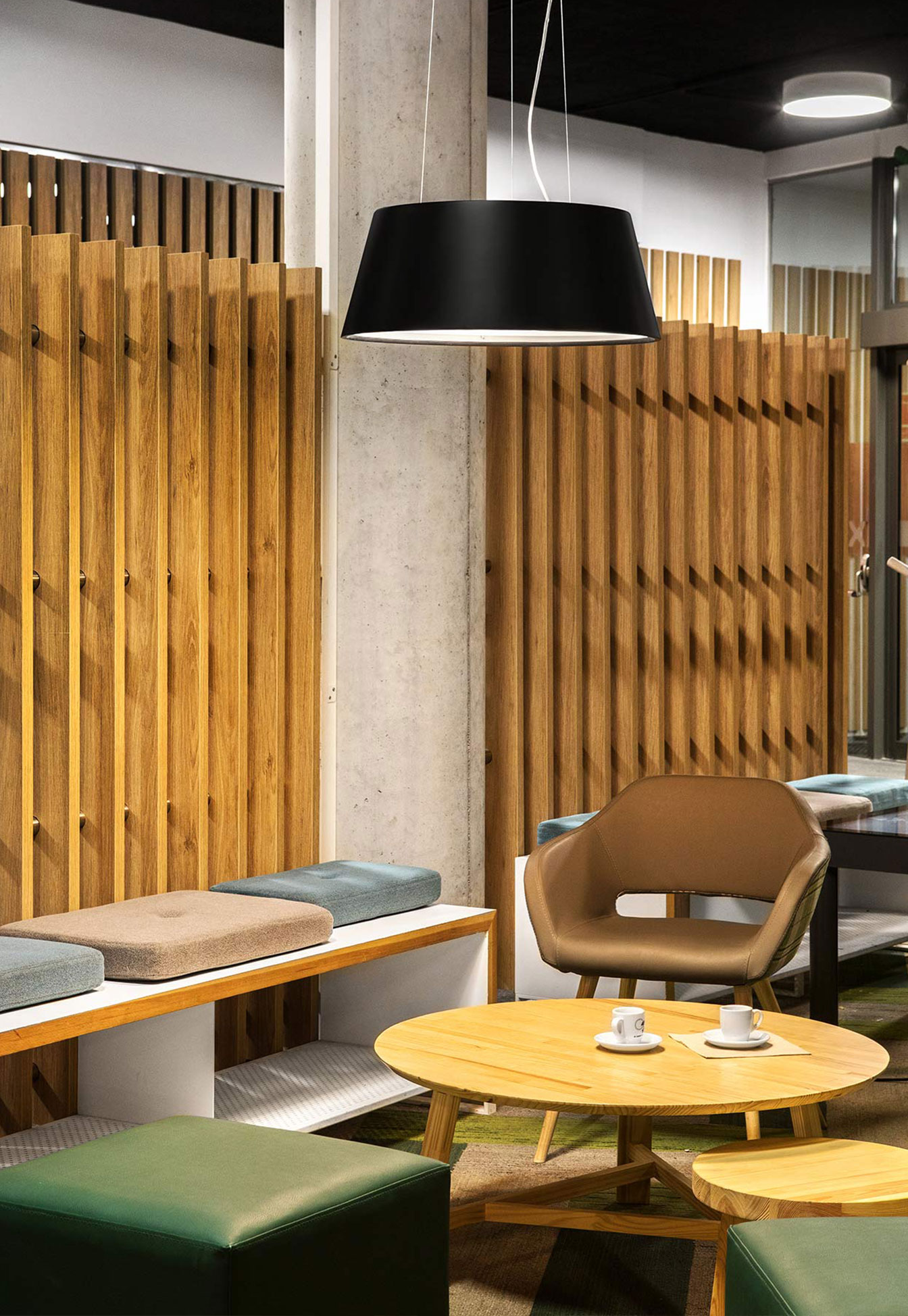 Hall Lounge en Grandvalira, Andorra - Rosa Colet