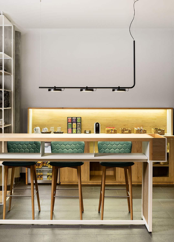 Sala Vip Lounge Telecabina El Tarter, Grandvalira - Rosa Colet