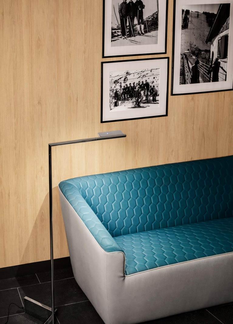 Detalle Lounge Ski Grandvalira Andorra - Rosa Colet y Estiluz