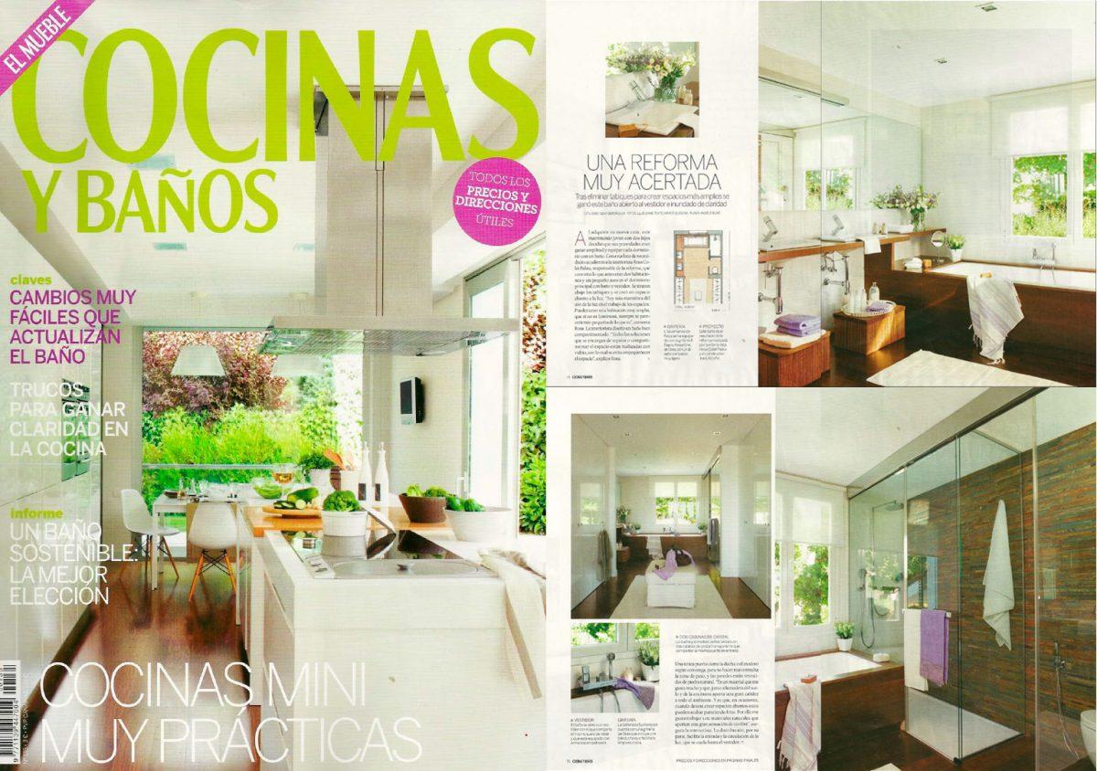 ELMUEBLE COCINAS Y BAÑOS ALELLA by ROSA COLET INTERIOR DESIGN
