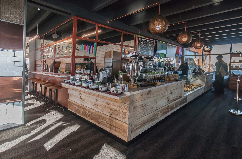 Barra Exceptional Tea Lounge Experience by Dilmah Grandvalira, Andorra - Rosa Colet