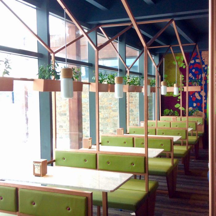 Grandvalira Ski Andorra Restaurant by ROSA COLET