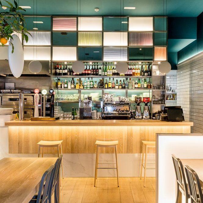 Restaurant Mataro Parc Atlantida by ROSA COLET