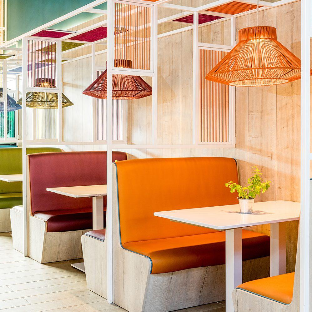 Atlantida Mataro Parc - Rosa Colet Design
