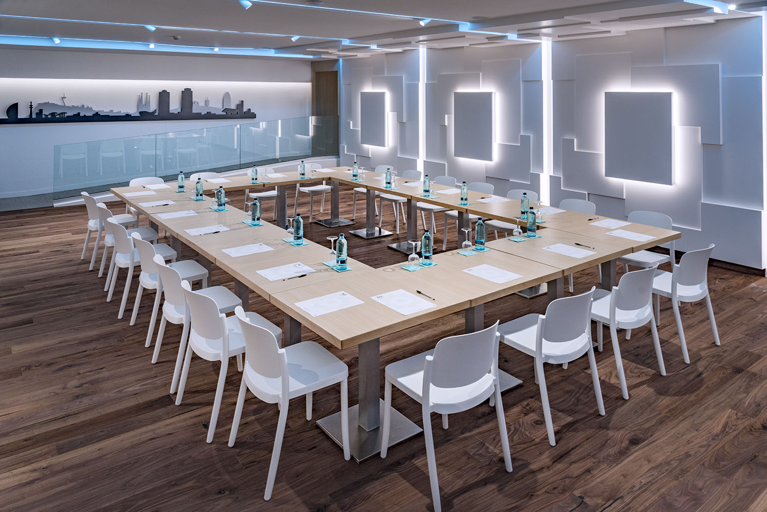 MEETING ROOM COWORKING BARCELONA HOTEL POR ROSA COLET