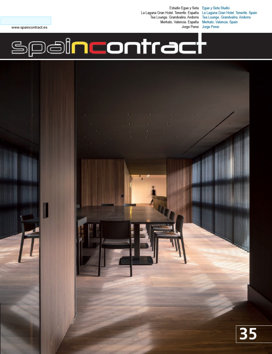 ROSA COLET SPAINCONTRACT INTERIOR