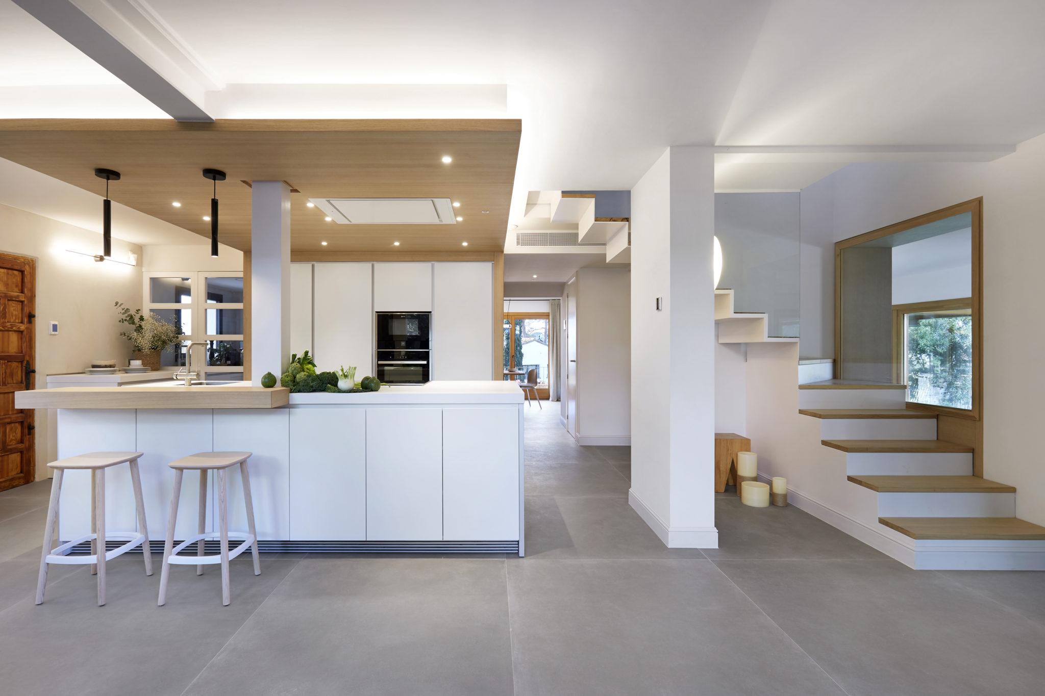 Cocina Bulthaup casa en llafranc por Rosa Colet Interior Design