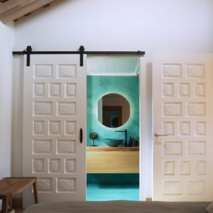 Rosa Colet Interior Design Diseño baño Llafranc
