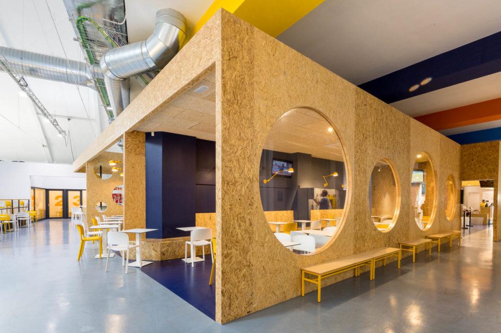 Experience Design BOING Jumping por ROSA COLET INTERIOR DESIGN