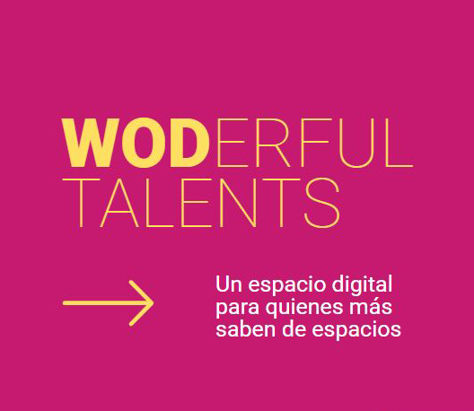 WOD Spain Woderful Talents Rosa Colet