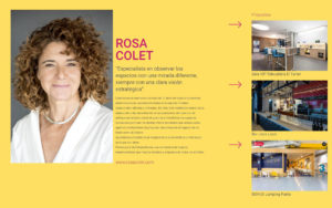 WOD Women in Office Design Rosa Colet
