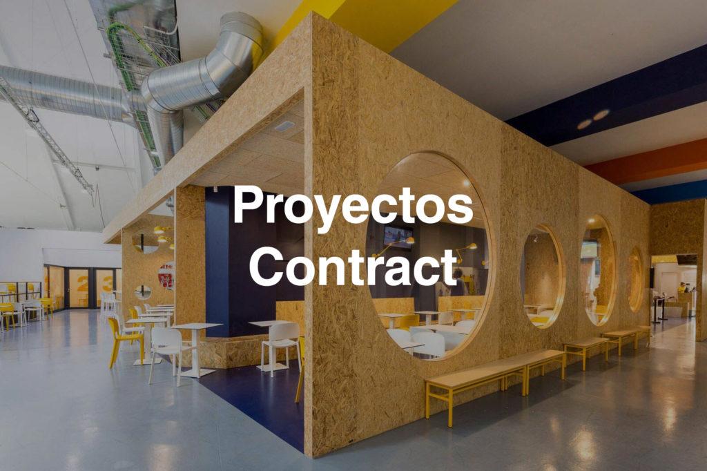Proyectos Contract Rosa Colet Interior Design