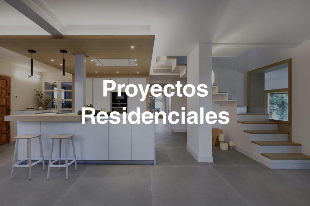 Proyectos residenciales Rosa Colet Interiors