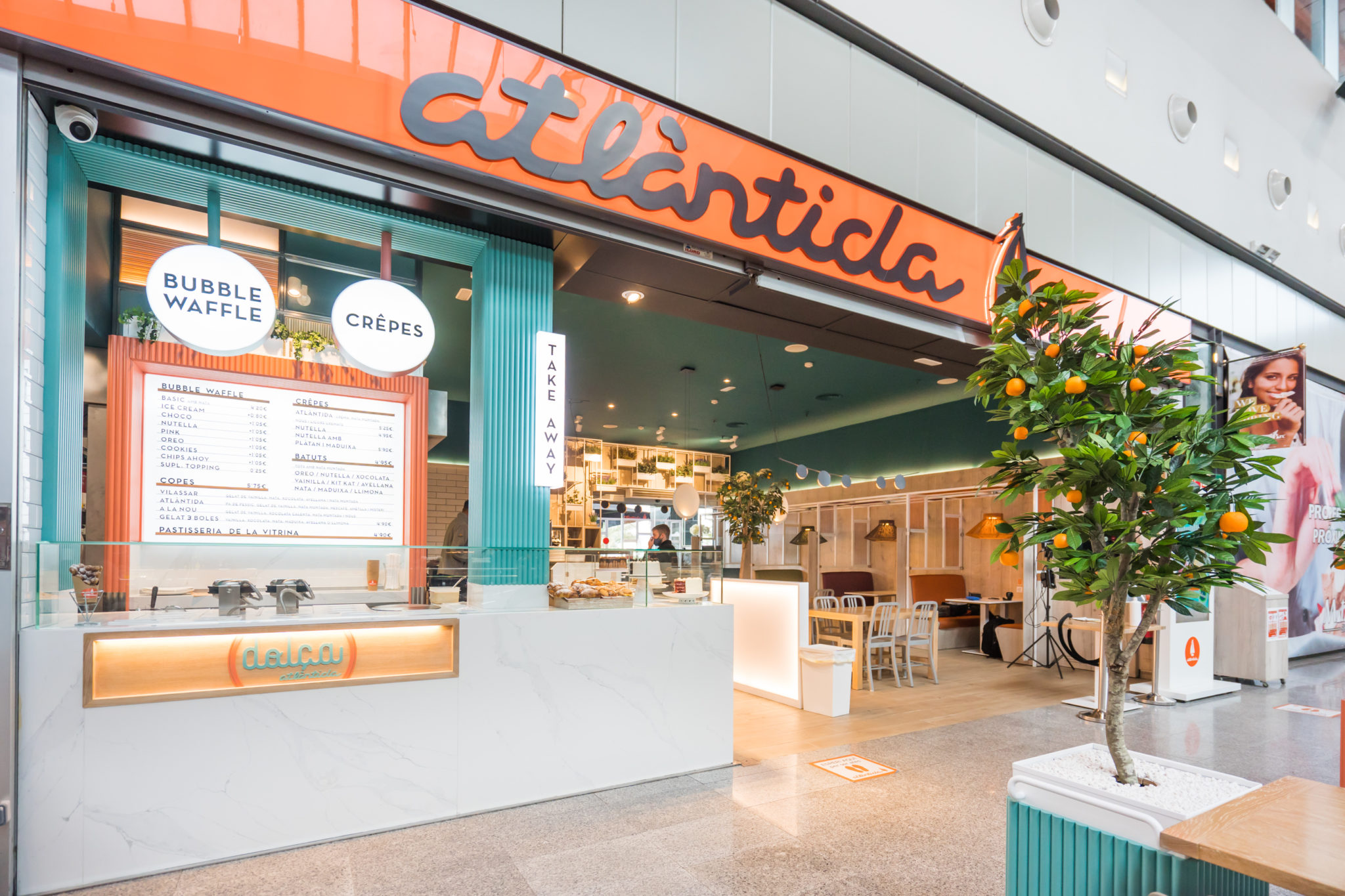Rosa Colet_Corner Atlantida_Diseño de Restaurantes