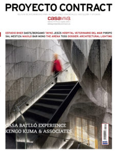 Proyecto contract revista Rosa Colet Atlantida Mataro Parc